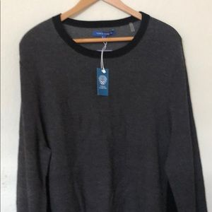 Vince Camuto pullover top sweater 100% cotton